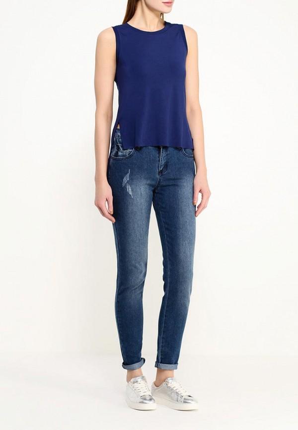 Зауженные джинсы Bruebeck 69490: изображение 2