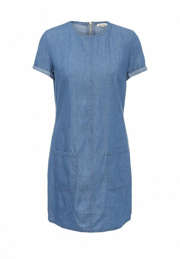 Платье-мини Bruebeck 72400LA: изображение 1