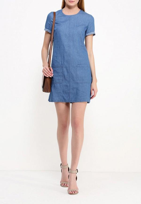 Платье-мини Bruebeck 72400LA: изображение 3