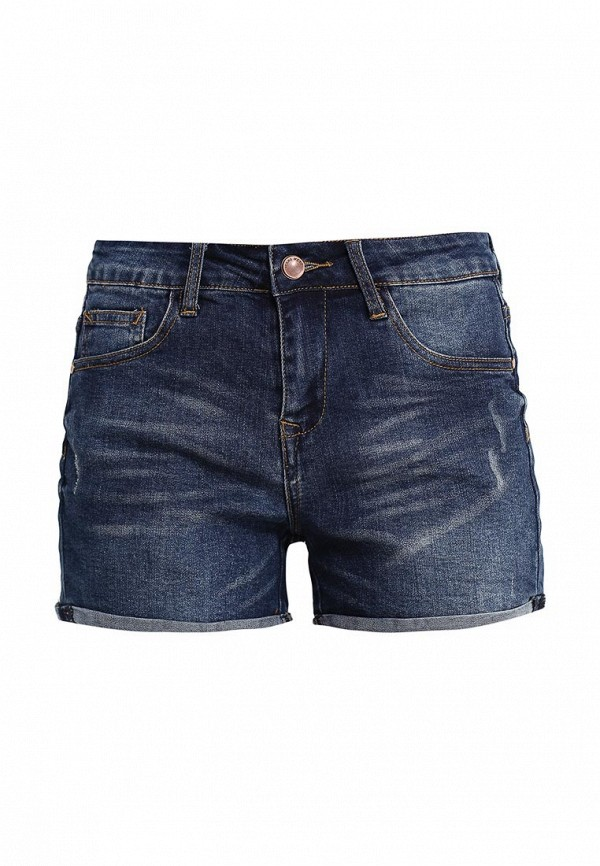 Женские джинсовые шорты Bruebeck 73130LA