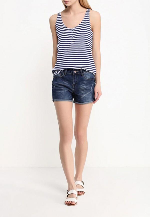 Женские джинсовые шорты Bruebeck 73130LA: изображение 2