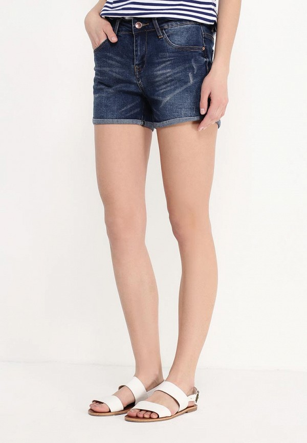 Женские джинсовые шорты Bruebeck 73130LA: изображение 3