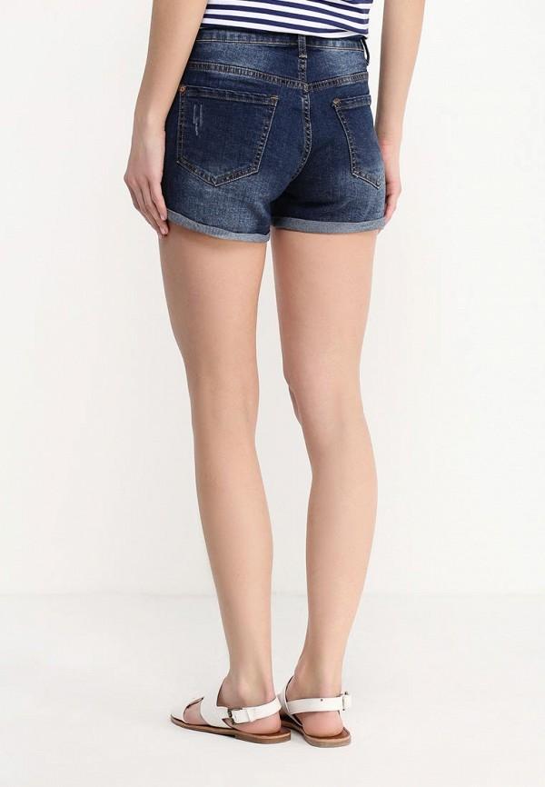 Женские джинсовые шорты Bruebeck 73130LA: изображение 4