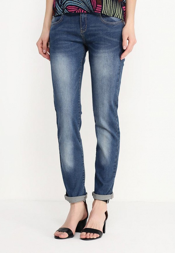Зауженные джинсы Bruebeck 73580LA: изображение 3