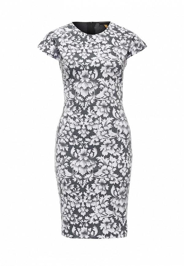 Платье-миди Bruebeck 60830AU