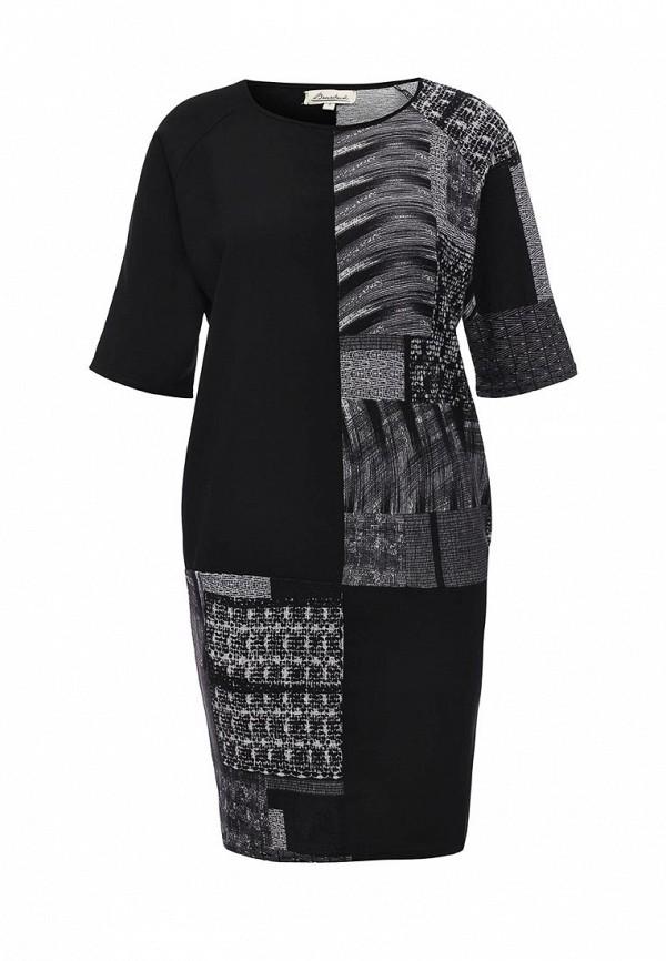Платье-миди Bruebeck 68330