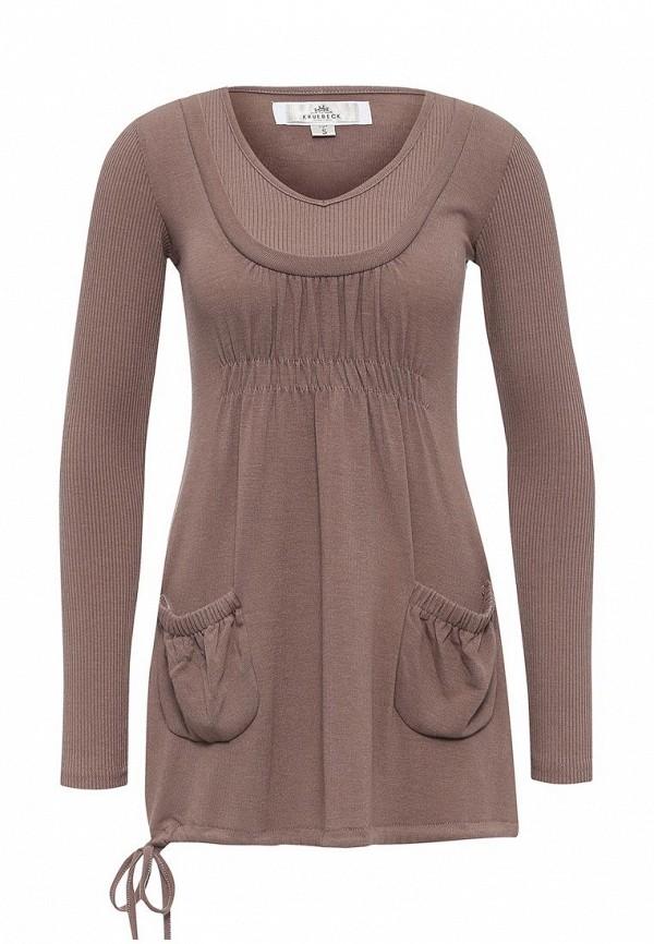 Платье-миди Bruebeck 47930SIB: изображение 1