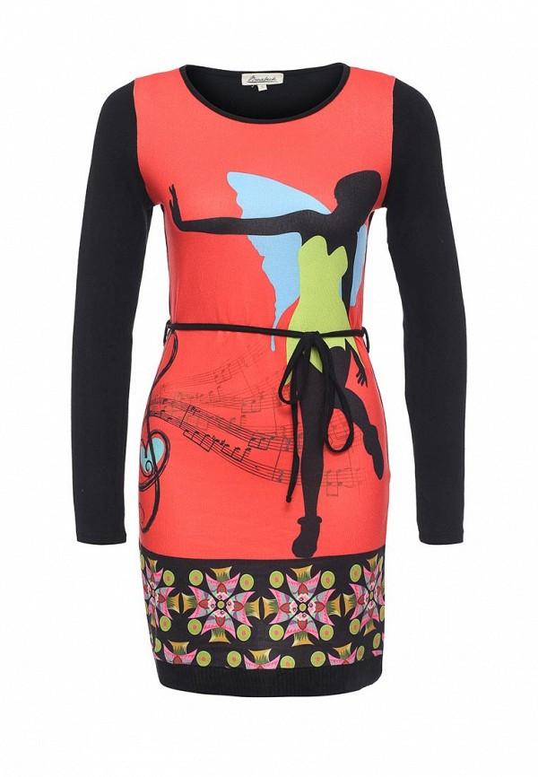 Вязаное платье Bruebeck 78320LA