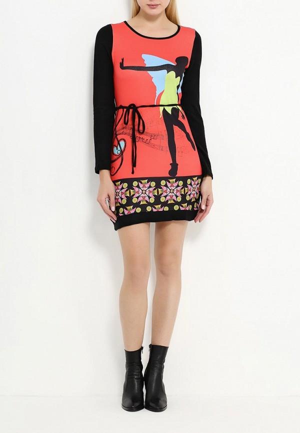 Вязаное платье Bruebeck 78320LA: изображение 2