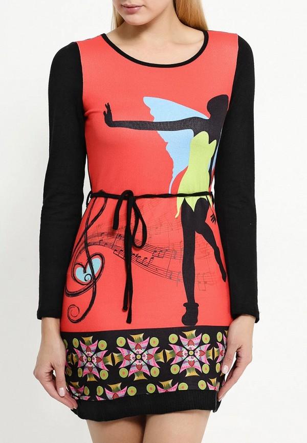 Вязаное платье Bruebeck 78320LA: изображение 3
