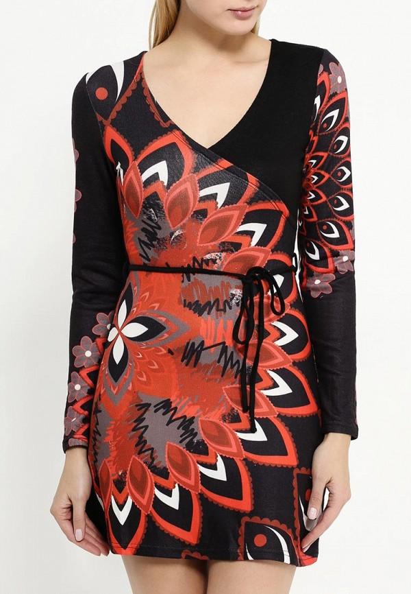 Вязаное платье Bruebeck 78330LA: изображение 3