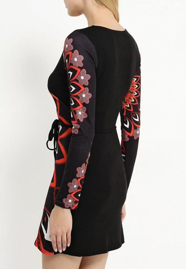 Вязаное платье Bruebeck 78330LA: изображение 4