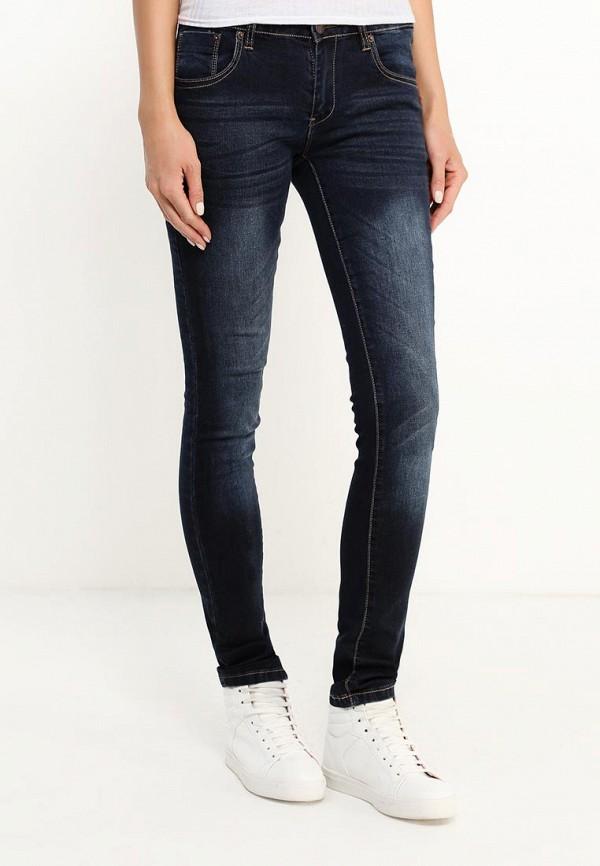 Зауженные джинсы Bruebeck 79830LA: изображение 3