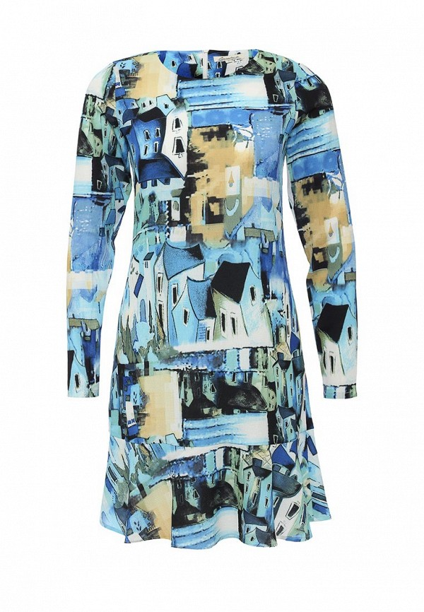 Платье-миди Bruebeck 78430LA: изображение 1