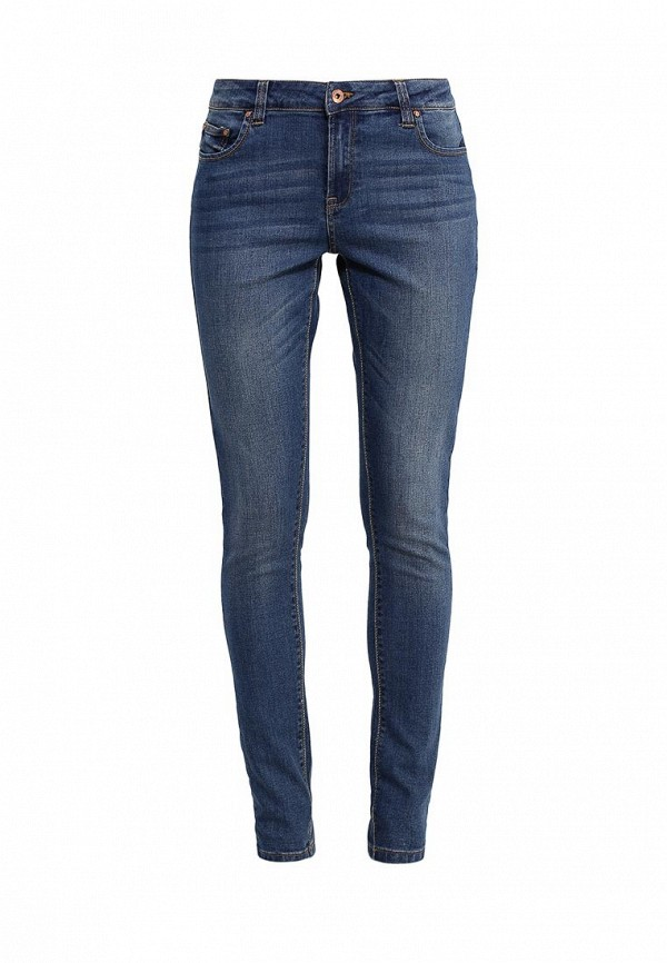 Зауженные джинсы Bruebeck 77580LA