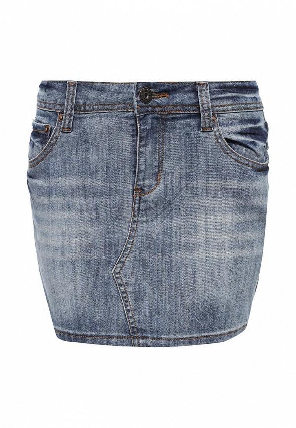 Юбка джинсовая Bruebeck Bruebeck BR028EWSQU66