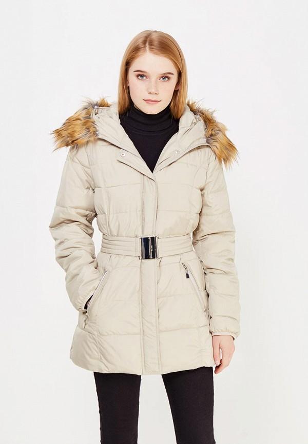 Купить Куртка утепленная Bruebeck, BR028EWWTY68, бежевый, Осень-зима 2017/2018