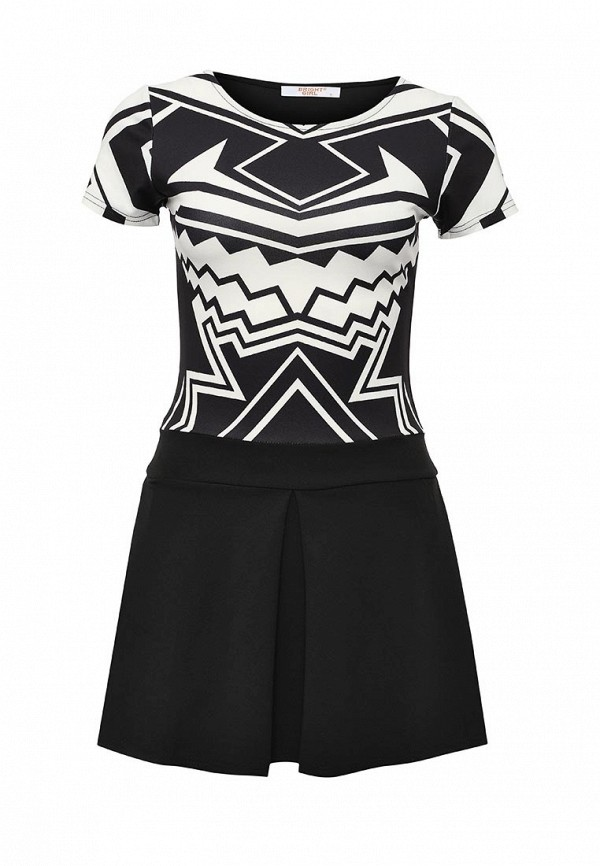 Платье-мини Bright Girl R23-261: изображение 1