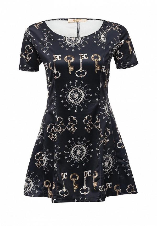 Платье-мини Bright Girl R23-YL29