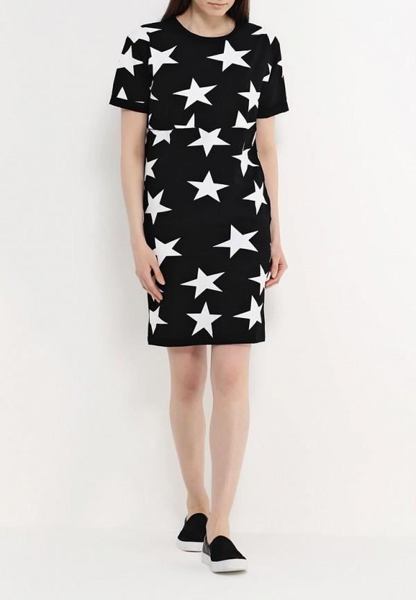 Платье-миди Bright Girl R23-188: изображение 3