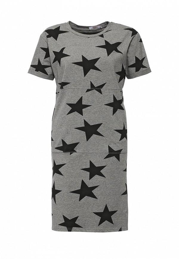 Платье-миди Bright Girl R23-188: изображение 1