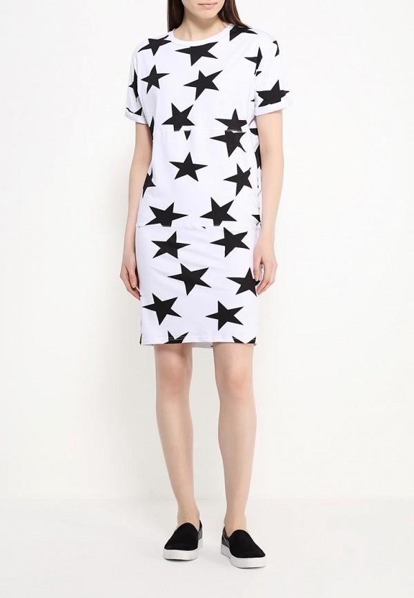 Платье-миди Bright Girl R23-188: изображение 2