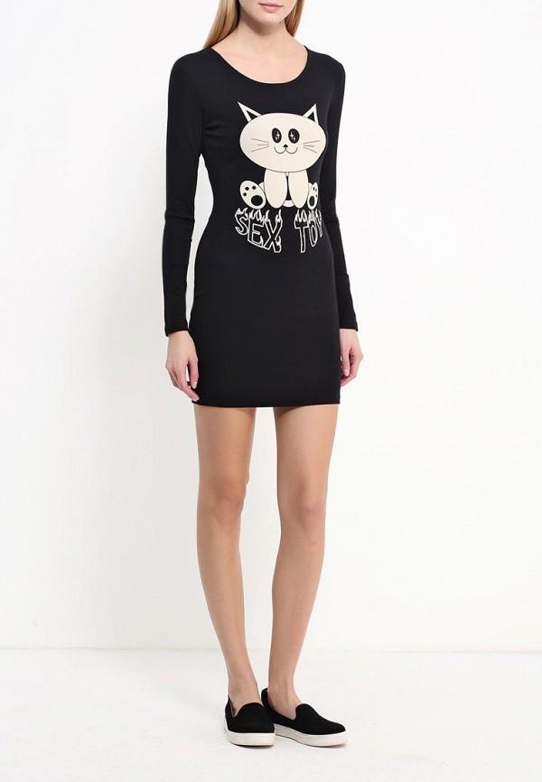 Платье-мини Bright Girl R23-1632: изображение 2
