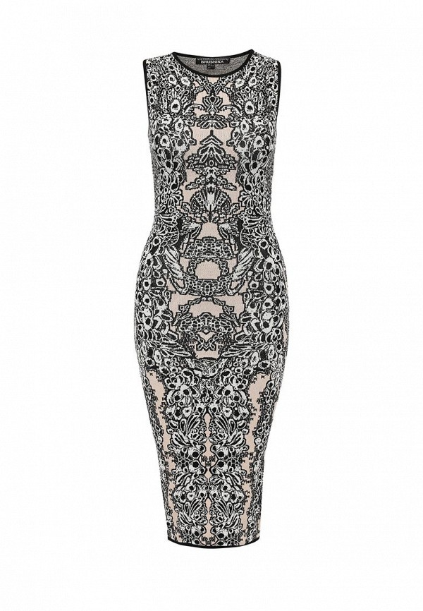 Вязаное платье BRUSNIKA 001-П761-03: изображение 1