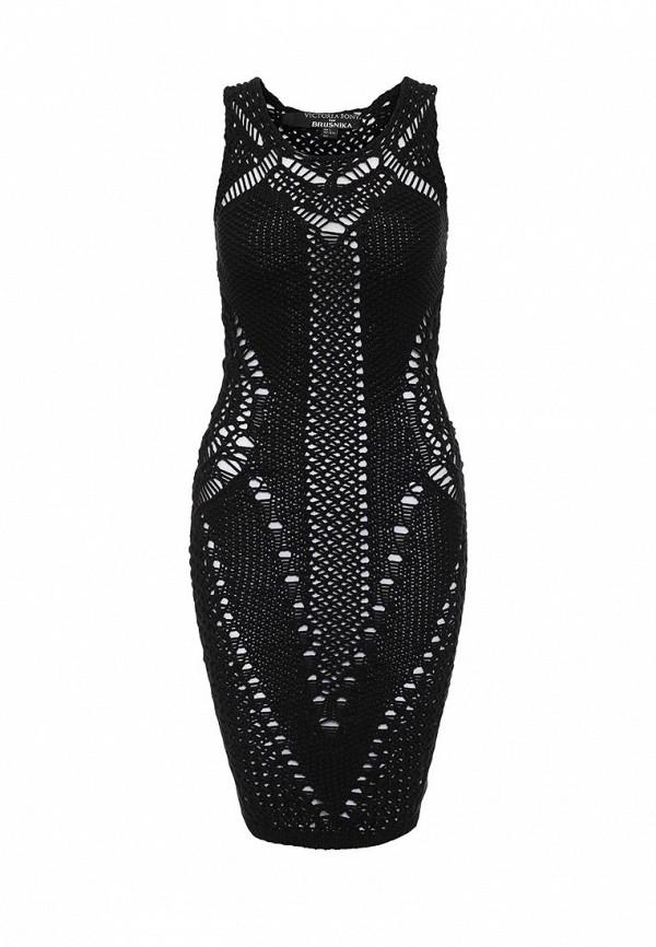 Вязаное платье BRUSNIKA 001-П792-01: изображение 1