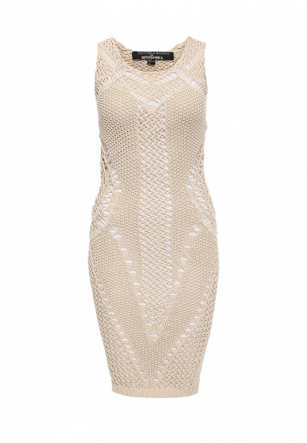 Вязаное платье BRUSNIKA 001-П792-03: изображение 1