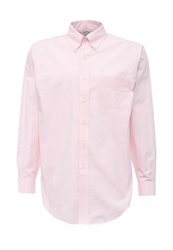 Рубашка с длинным рукавом Brooks Brothers 100011298_ROSA