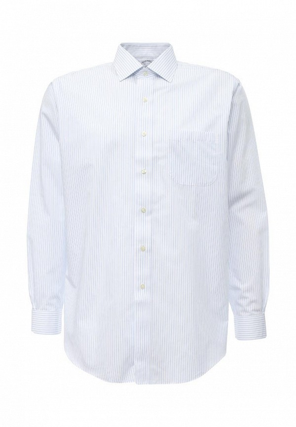 Рубашка с длинным рукавом Brooks Brothers 100011462_AZZURRO