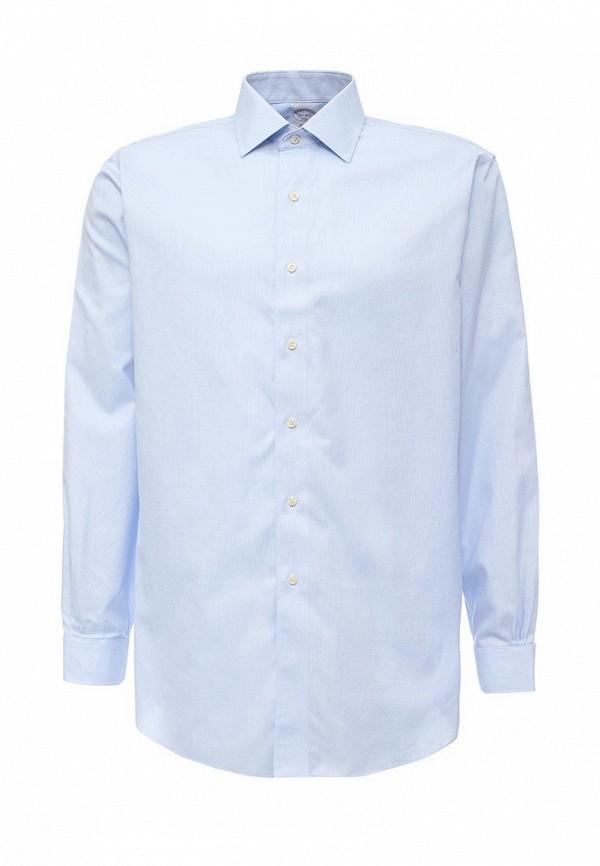 Рубашка с длинным рукавом Brooks Brothers 100011512_AZZURRO