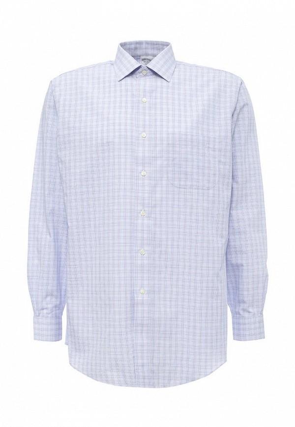 Рубашка с длинным рукавом Brooks Brothers 100040371_AZZURRO