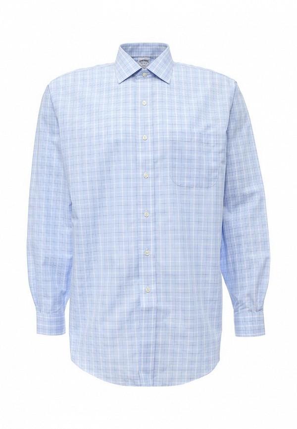 Рубашка с длинным рукавом Brooks Brothers 100040444_AZZURRO