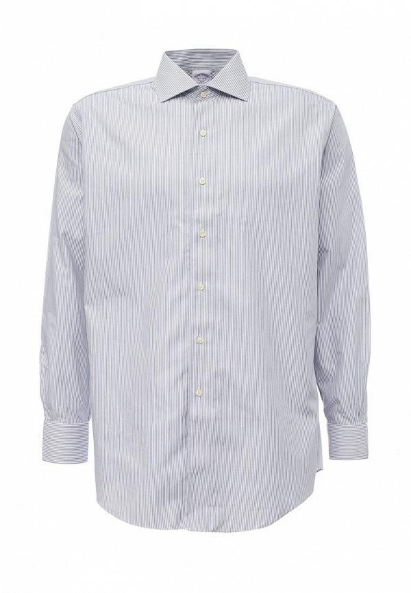 Рубашка с длинным рукавом Brooks Brothers 100040491_GRIGIO