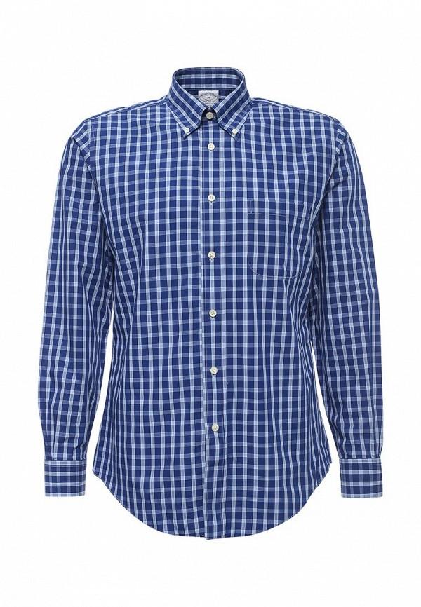 Рубашка с длинным рукавом Brooks Brothers 100047548_BLU