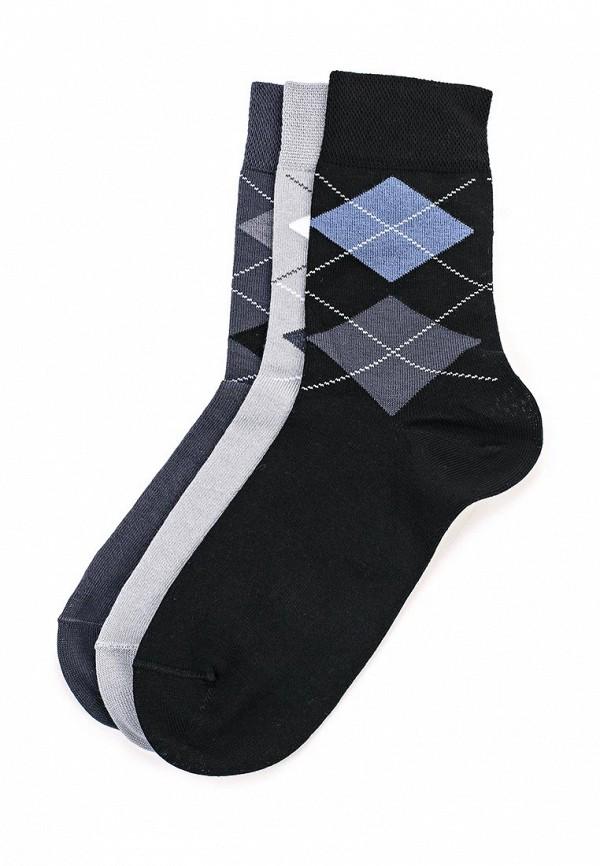 Комплект носков 3 пары Брестские Брестские BR034FMQAG46 комплект носков 3 пары infinity kids