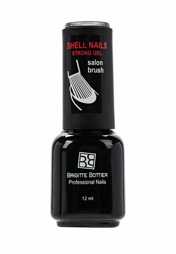 Купить Гель-лак для ногтей Brigitte Bottier, Shell Nails тон 901 черный (упаковка 3 шт), BR037LWURM79, Весна-лето 2018