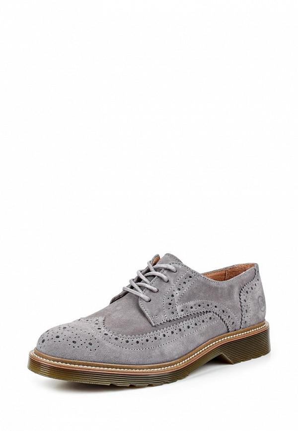 Мужские туфли Bronx (Бронкс) 65204-B-08: изображение 1