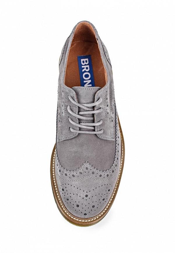 Мужские туфли Bronx (Бронкс) 65204-B-08: изображение 4