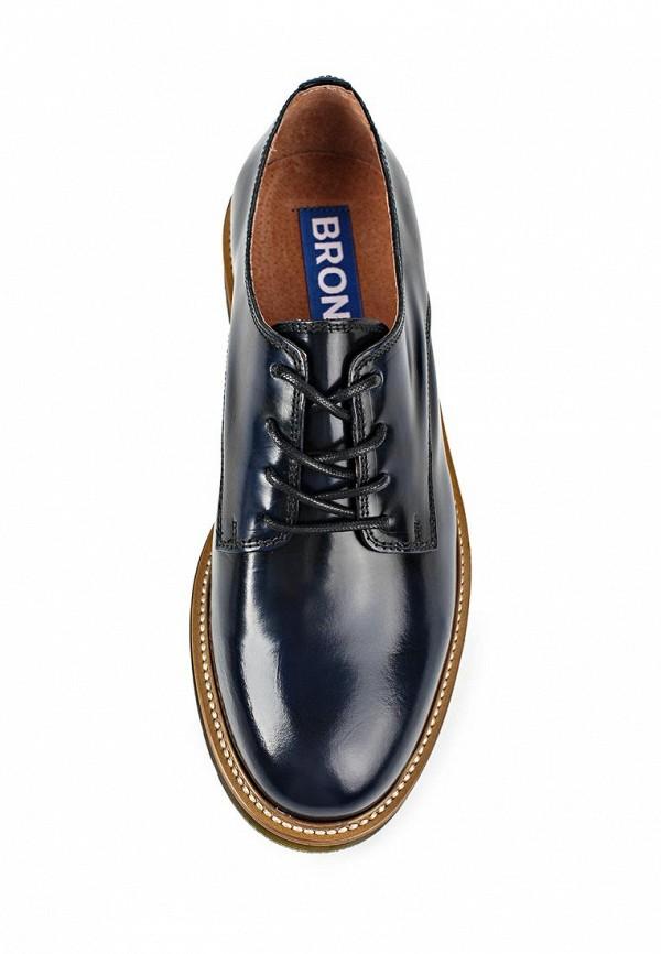 Мужские ботинки Bronx (Бронкс) 65206-A-70: изображение 4