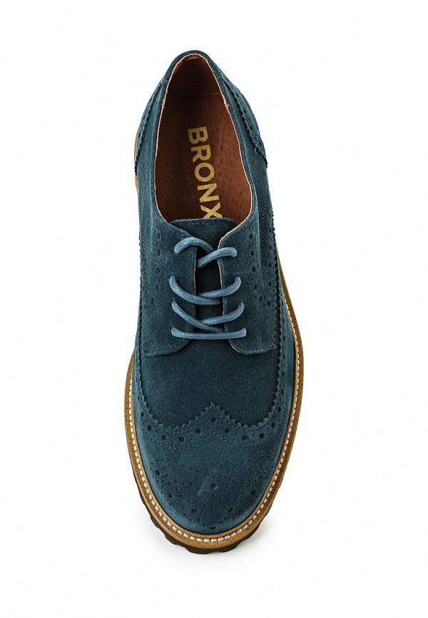 Мужские туфли Bronx (Бронкс) 65441M-BA-167: изображение 4