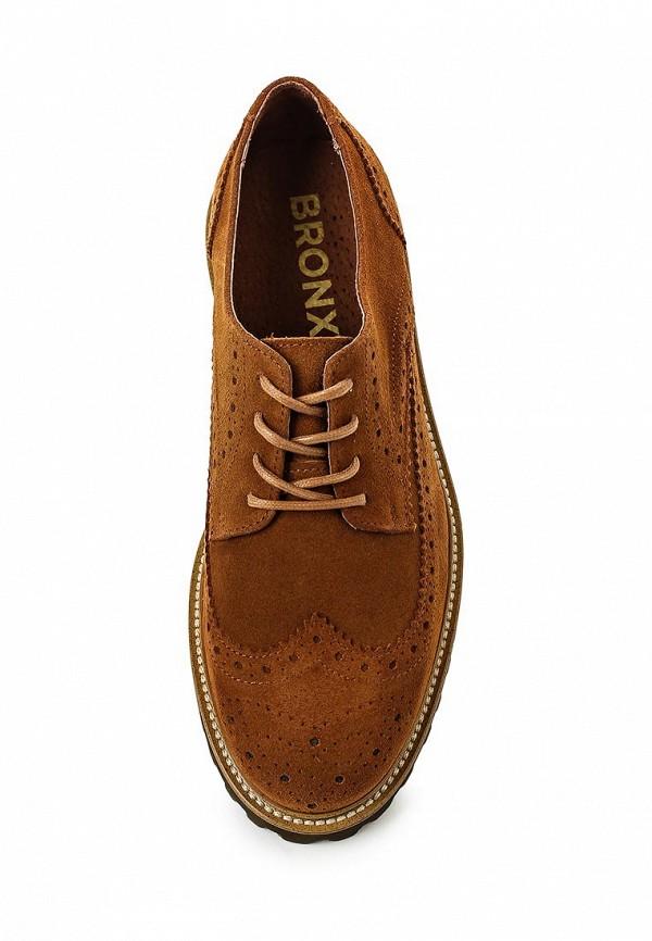 Мужские туфли Bronx (Бронкс) 65441M-BA-21: изображение 4