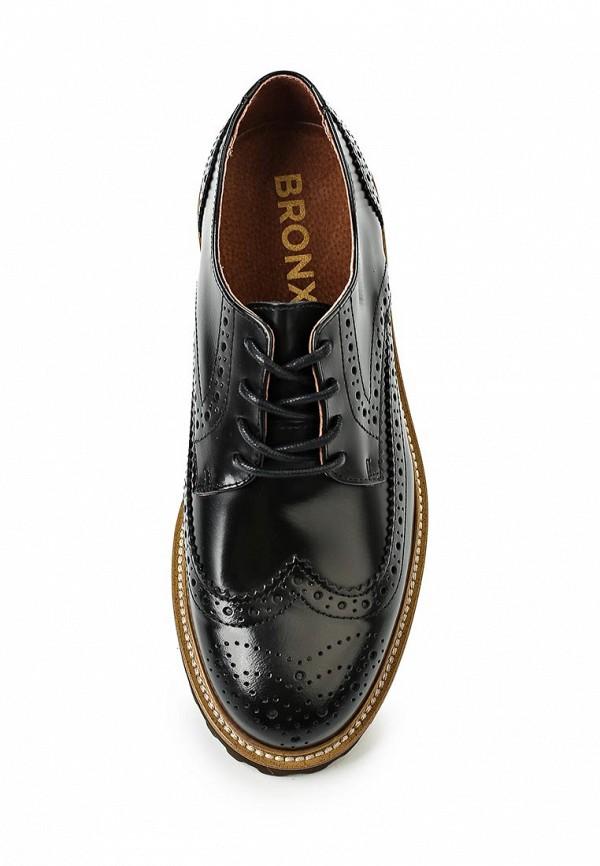 Мужские туфли Bronx (Бронкс) 65441M-BB-01: изображение 4