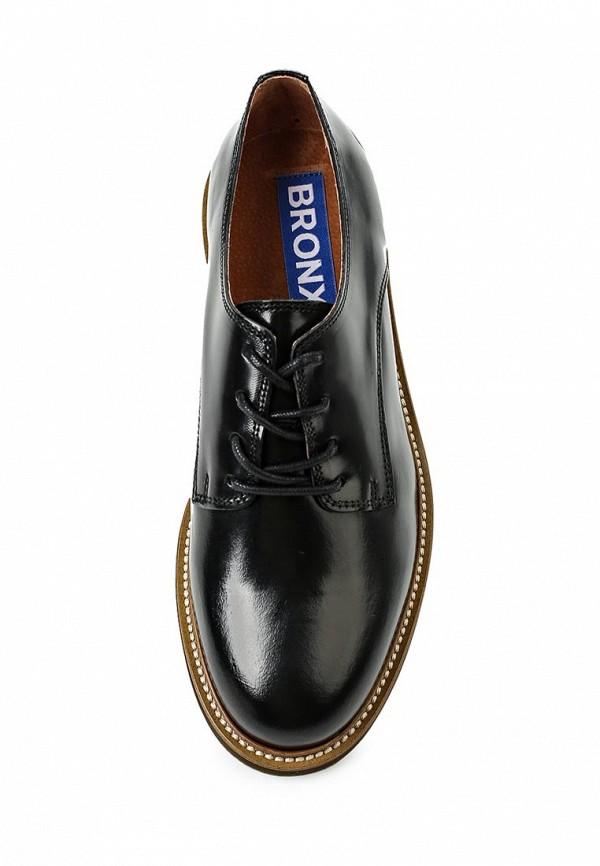 Мужские туфли Bronx (Бронкс) 65206-A-01: изображение 4