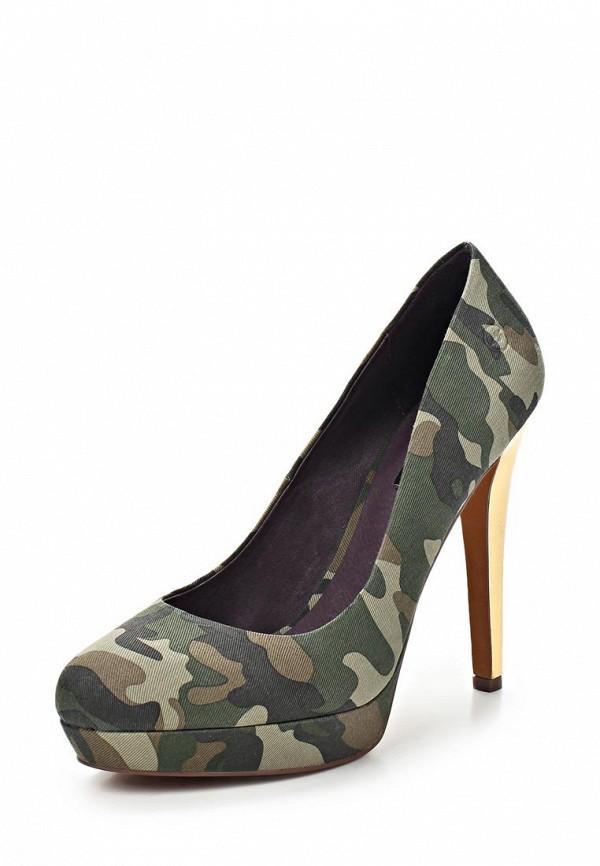 Туфли на каблуке Bronx (Бронкс) 73889-Y-69: изображение 1