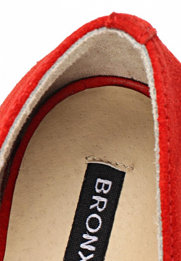 Туфли на танкетке Bronx (Бронкс) 84073-A-478: изображение 12
