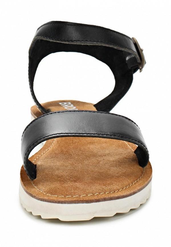 Женские сандалии Bronx (Бронкс) 84244-A-01: изображение 6