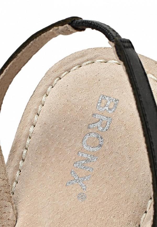 Женские сандалии Bronx (Бронкс) 84257-B-01: изображение 12